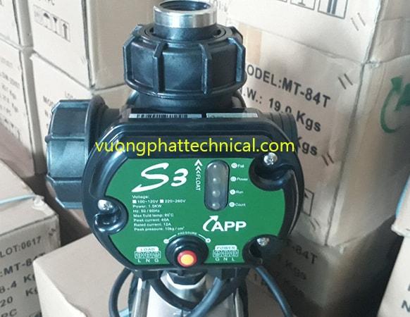 Bơm Tăng áp nước nóng APP MTS-35