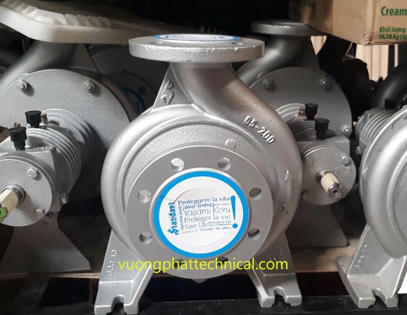 Bơm dầu truyền nhiệt SKY 65-200