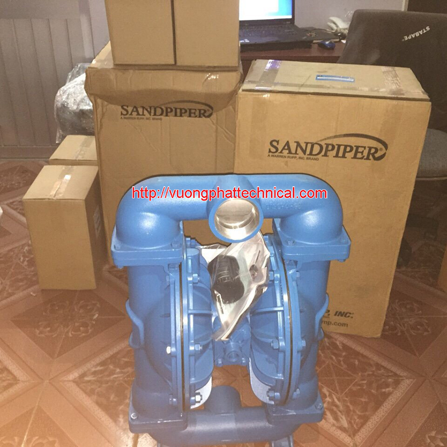 Bơm màng Sandpiper S15B1ABWABS600