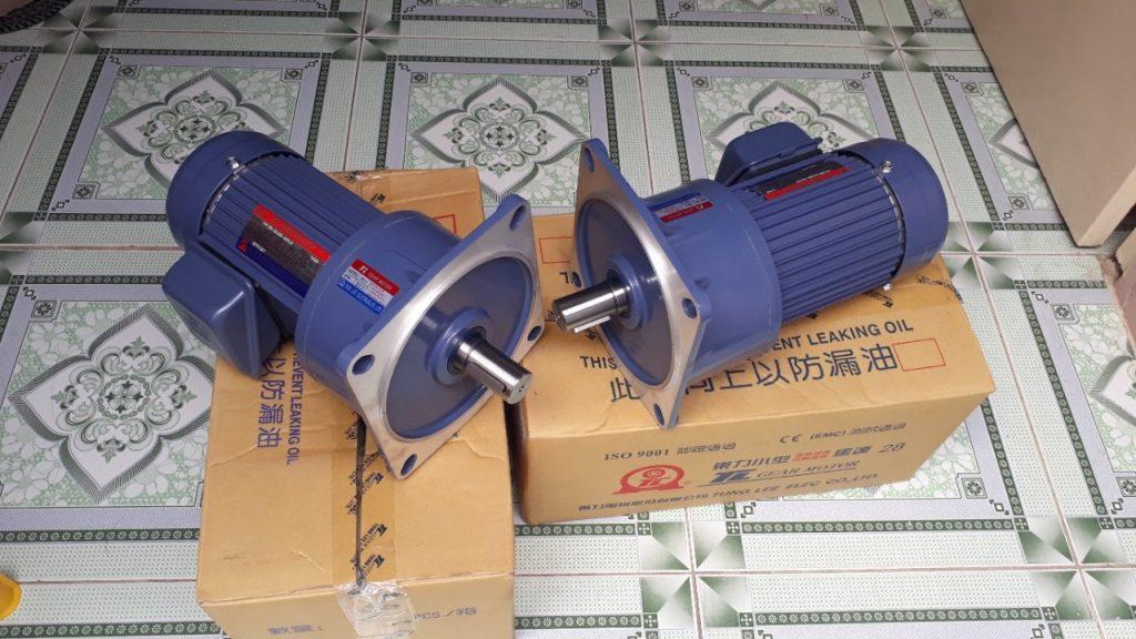 Motor giảm tốc mặt bích Tungle 02KW