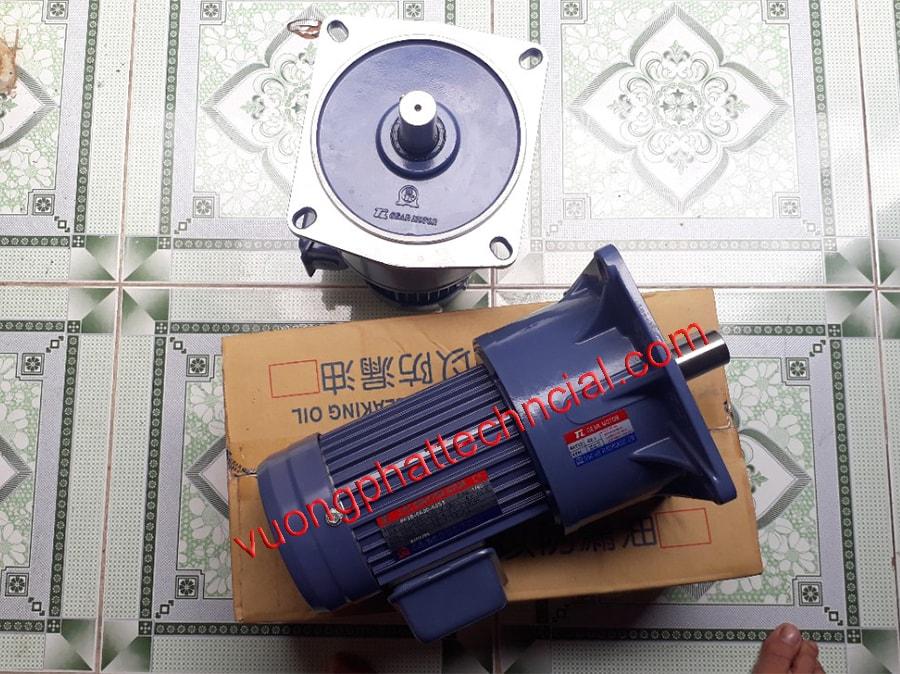 Motor Giảm Tốc Mặt Bích Tunglee 0.4KW