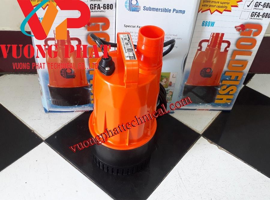 Bơm chìm nước thải GF-370