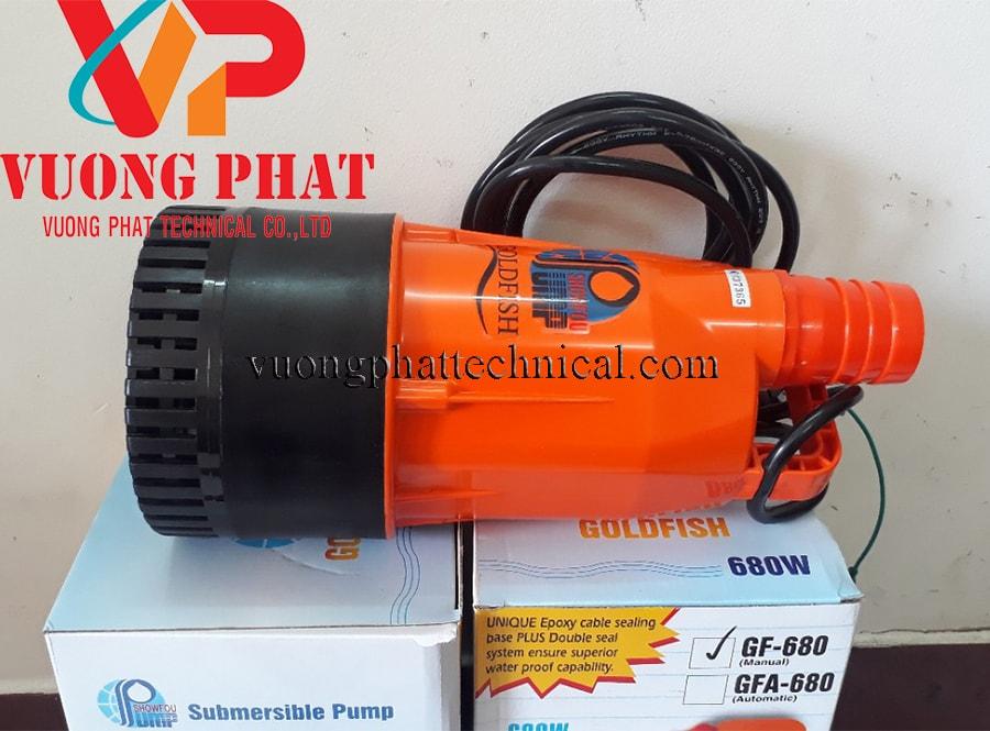 Bơm chìm nước thải Showfou GF-370