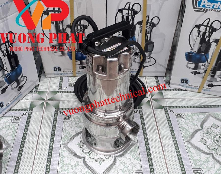 Bơm chìm nước thải Pentax DX 100/2G