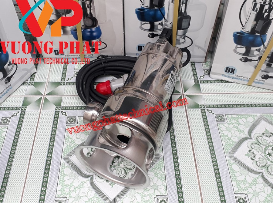 Bơm chìm nước thải Pentax DX 100G