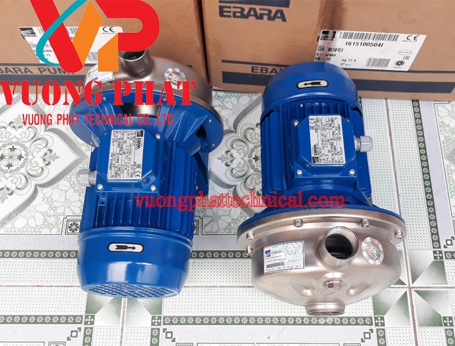 Bơm ly tâm trục ngang Ebara CDX 120/07