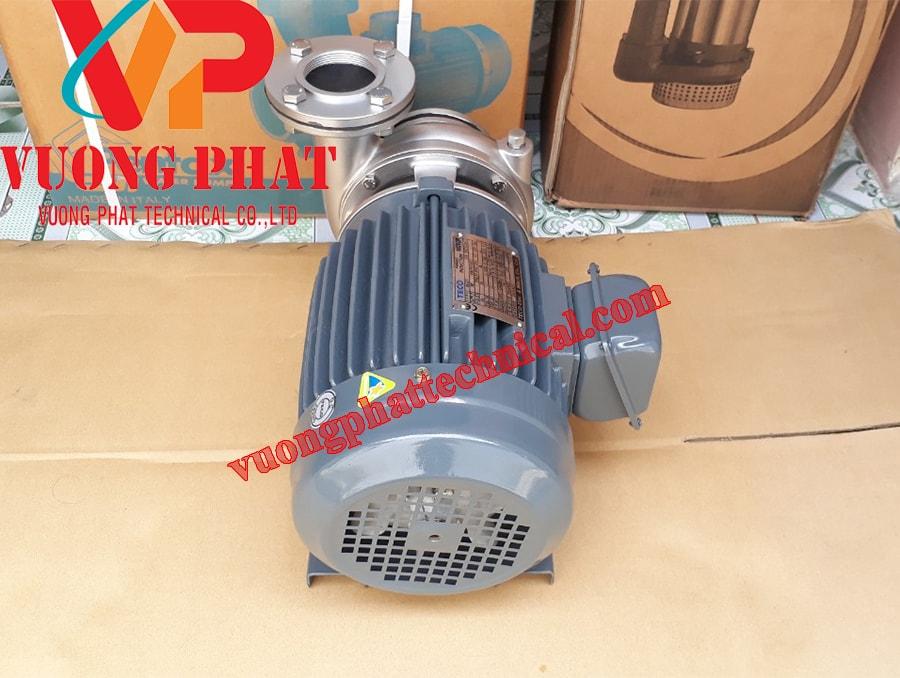 Bơm Trục Ngang Inox Teco 10HP
