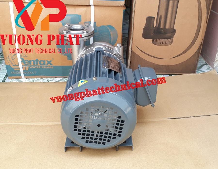 Bơm ly tâm trục ngang đầu inox Teco G-33-50 3HP
