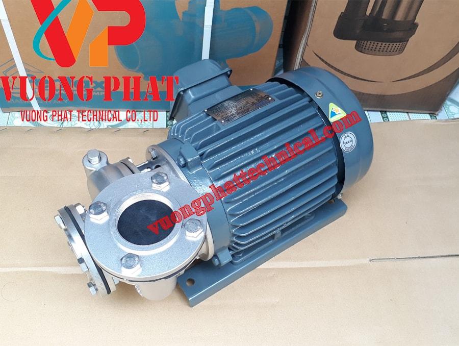 Bơm Ly Tâm Trục Ngang Inox Teco 40HP