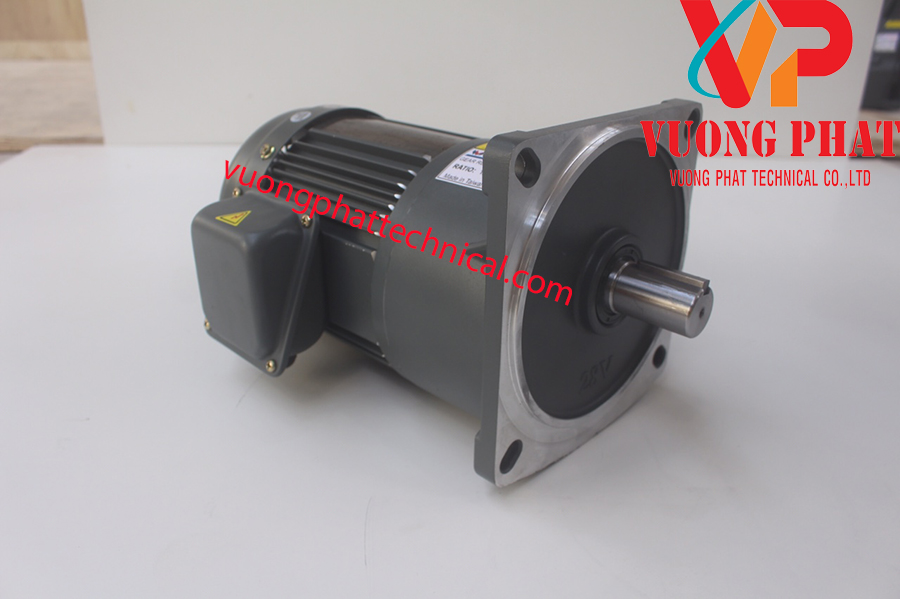 Motor giảm tốc Wanshsin mặt bích