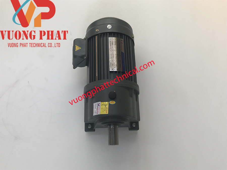 Motor Giảm Tốc Wanshsin Chân Đế 1/2HP