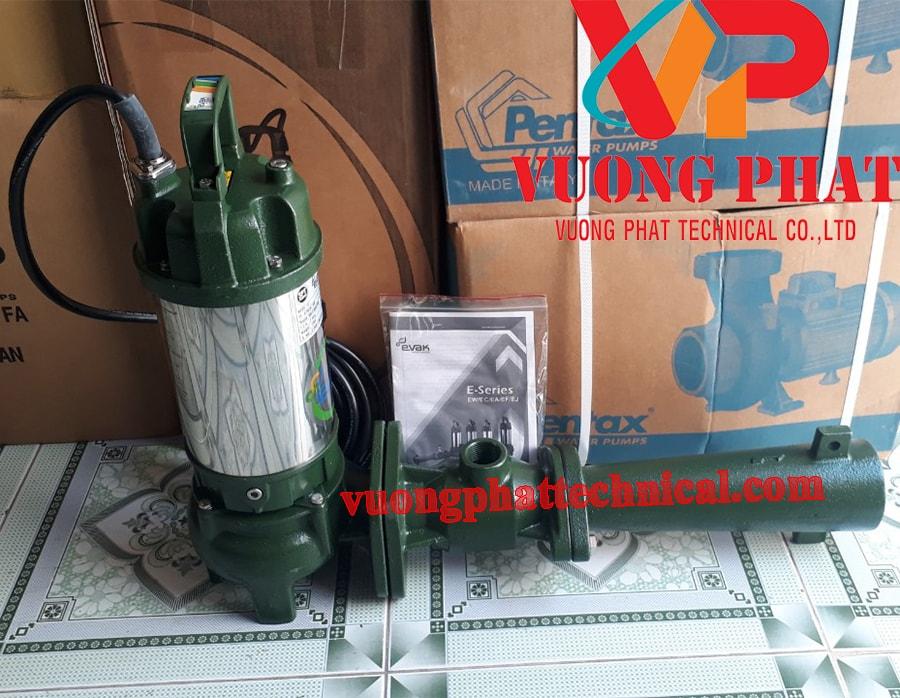 Bơm sục khí chìm Evak EJ-5.20