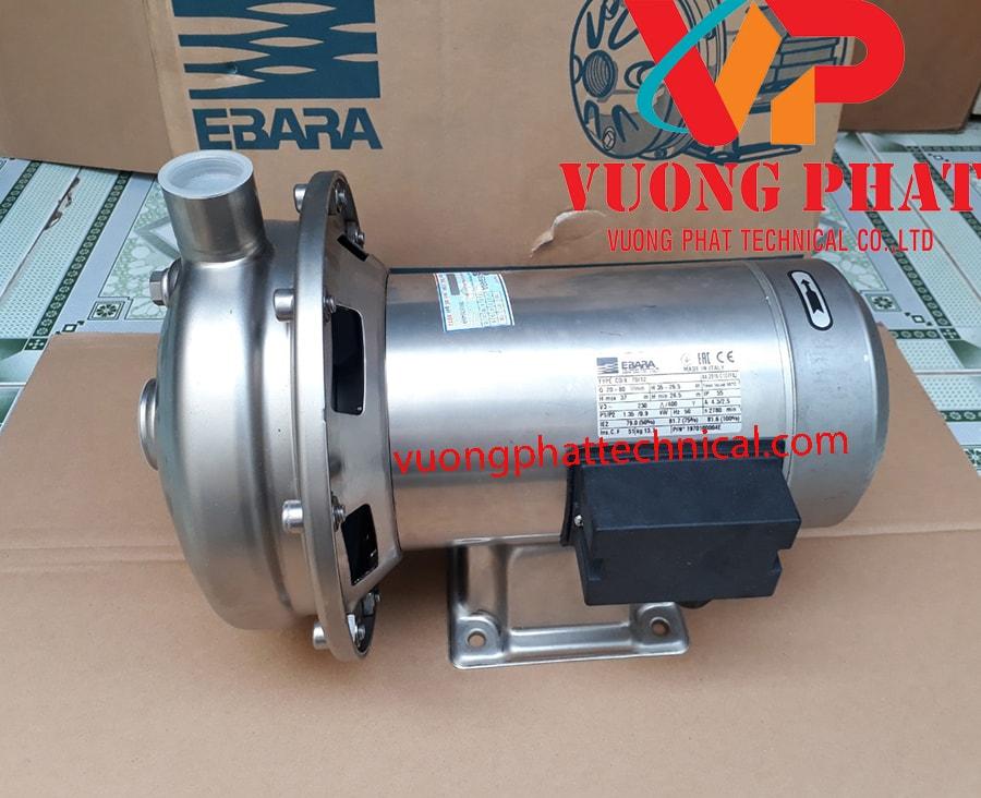 Bơm ly tâm Ebara CD 200/20