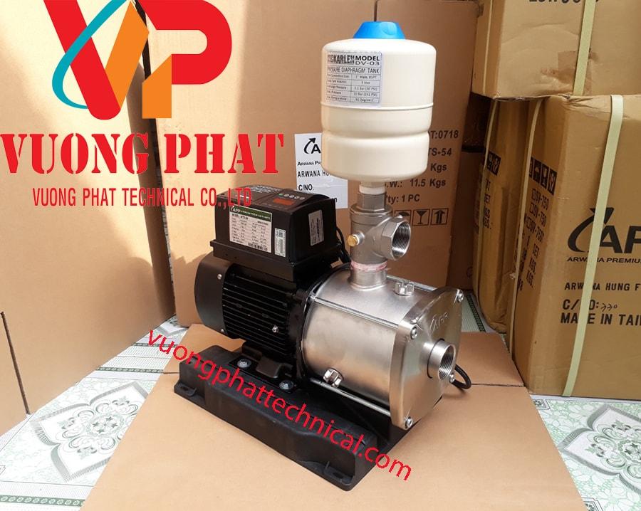 Máy bơm tăng áp biến tần APP MTS-35