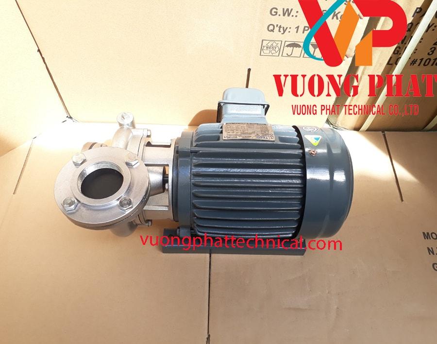 Bơm trục ngang Teco Inox AEEF 2HP