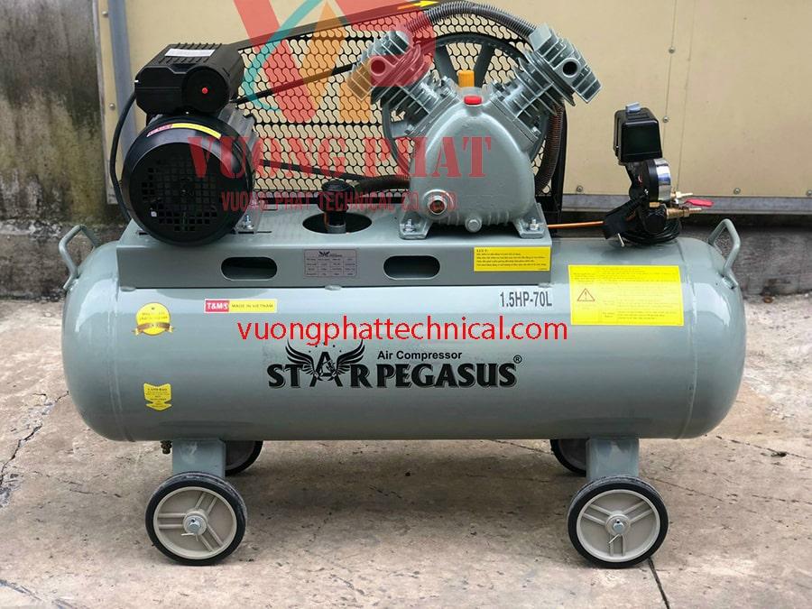 Máy Nén Khí Pegasus 155HP-500L